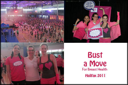 Bust a Move Halifax