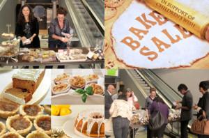 Cornwallis House Bake Sale